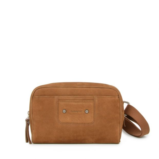 Leather small crossbodies for men by Antonyme 8973fe3630d7e
